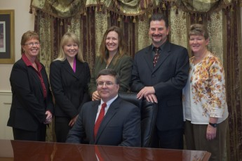 Bonney, Allenberg & O'Reilly attorneys and staff